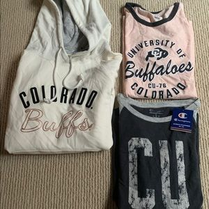 CHAMPION UNIVERSITY OF COLORADO-all 3 NWT
